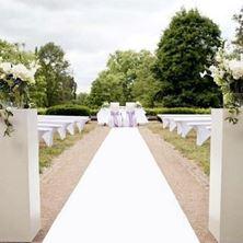 Obrázek Bílý koberec