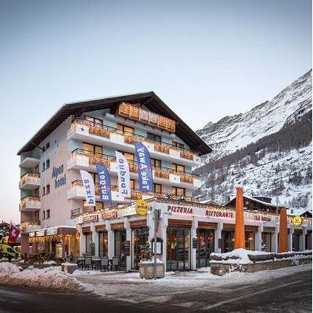Obrázek z Swiss Budget Alpenhotel ***