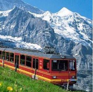 Obrázek pro kategorii Trains Switzerland