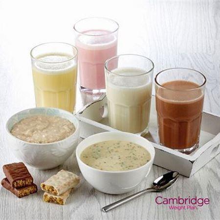 Obrázek z Cambridge Weight Plan