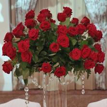 Obrázek Svatební květinové aranžmá - 604