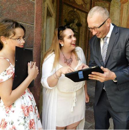 Obrázek z Svatební konzultace