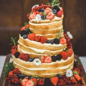 Obrázek pro kategorii Svatební dorty