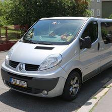 Picture of 20 pax Minibus