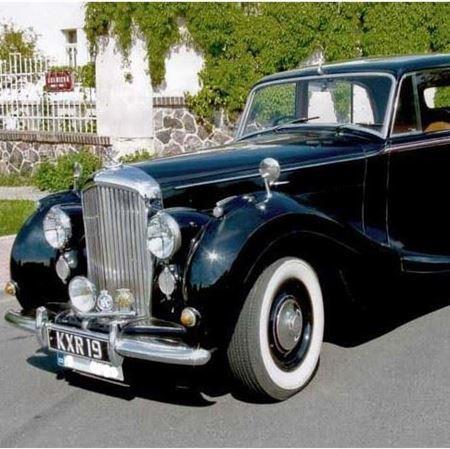 Shop PragueWeddings com | Bentley Mark VI Mulliner - 1947