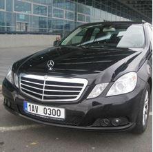 Picture of Mercedes Benz class E