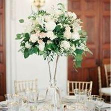 Obrázek Květiny v malých vázách