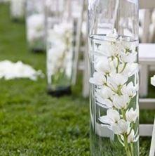 Obrázek Obyčejná váza s květinami