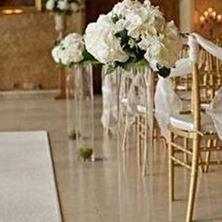 Obrázek Květiny ve vázách na podlaze 70x50cm