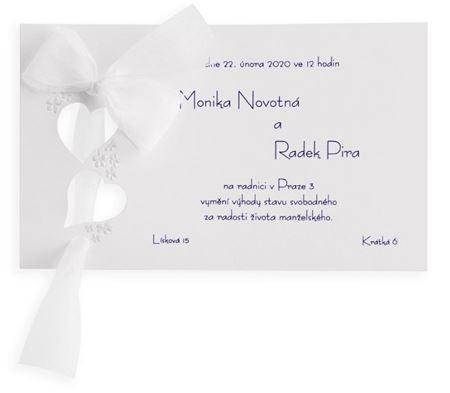 Obrázek z Svatební oznámení - S 517