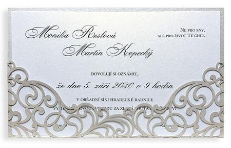 Obrázek z Svatební oznámení - S 408