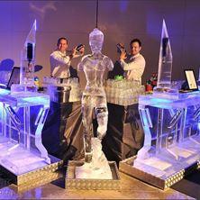 Obrázek Ledové sochy Valkýra