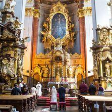 Obrázek Církevní obřad kostel sv.Jiljí