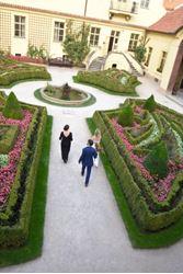 Picture of Vrtbovska Garden Symbolic Ceremony