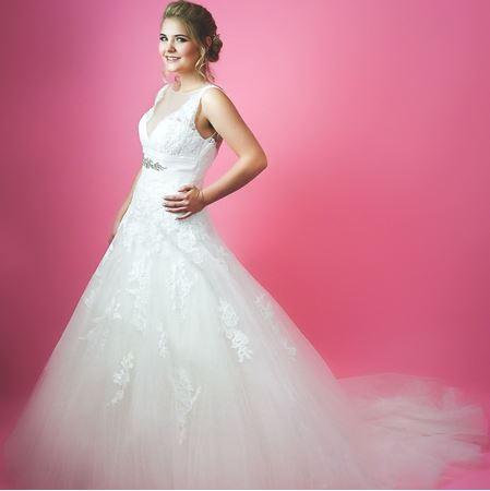 Obrázek z Svatební šaty GAO