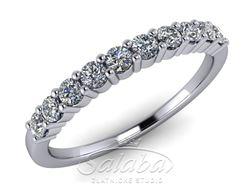 Obrázek z Dámský snubní prsten GRACE