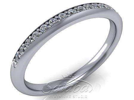 Obrázek z Dámský snubní prsten DITA