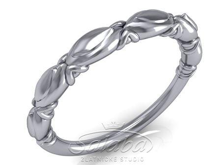Obrázek z Dámský snubní prsten BLAIRE