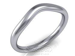 Obrázek z Dámský snubní prsten CATHERINE