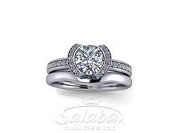 Obrázek z Dámský snubní prsten BLAKELY