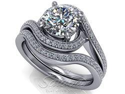 Obrázek z Dámský snubní prsten EMMA