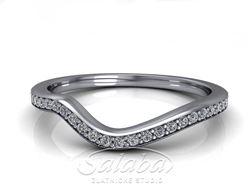 Obrázek z Dámský snubní prsten NORA