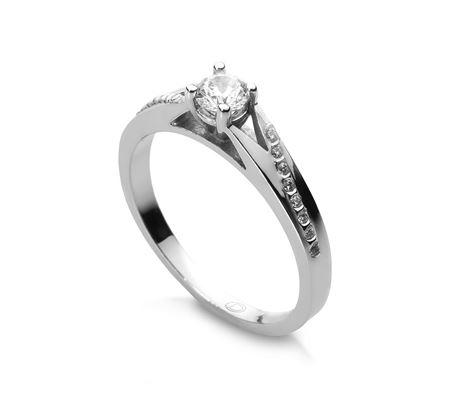 Obrázek z Zásnubní prsten 2390
