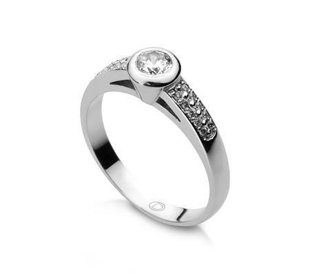 Obrázek z Zásnubní prsten 2270