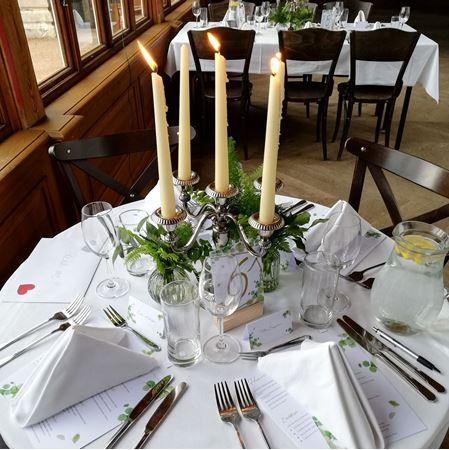 Obrázek z Svícen se svíčkami