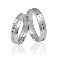 Obrázek Snubní prsteny 42/X9