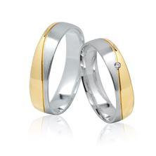 Obrázek Snubní prsteny 42 Ak