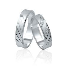 Obrázek Snubní prsteny 12N1