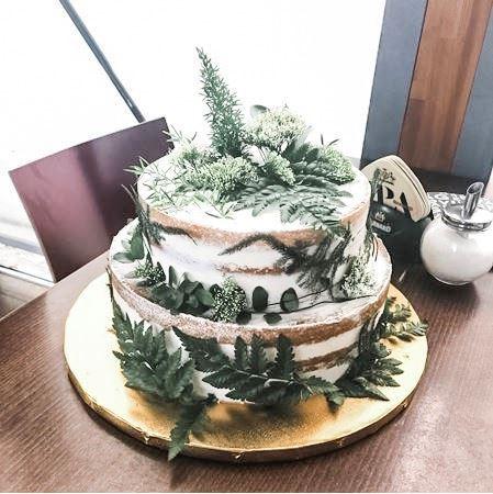 Obrázek z Květinová dekorace dortu