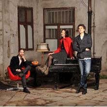 Obrázek The Adams trio