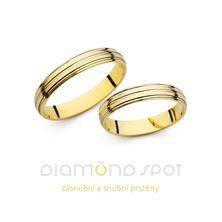 Obrázek Snubní prsteny MMS1145