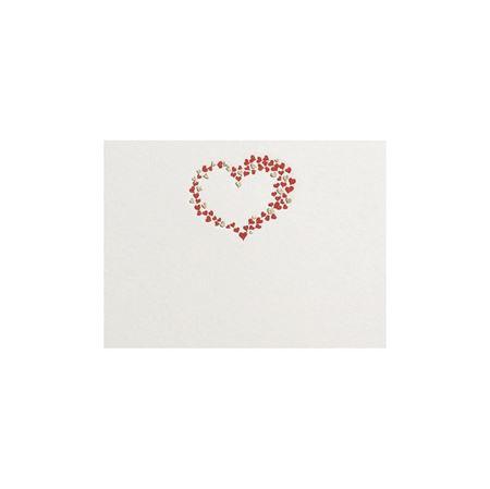 Obrázek z Jmenovka na stůl Srdce