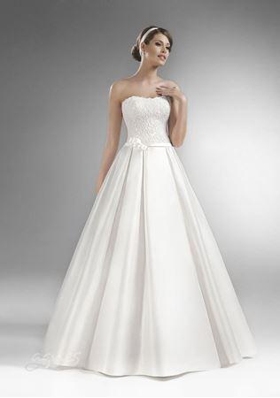 Obrázek z Svatební šaty Agnes TO-510