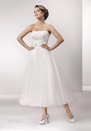 Obrázek z Svatební šaty Agnes 15211