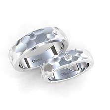 Obrázek Snubní prsteny Rocks