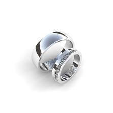Obrázek Snubní prsteny Touch