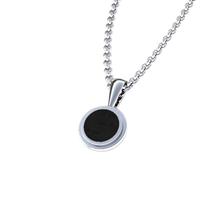 Obrázek Dámský přívěsek CIRCLE Stříbro