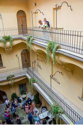 Obrázek z Dům U Kamenného zvonu Symbolický obřad