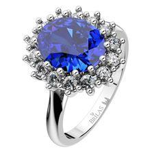 Obrázek Zásnubní prsten Megan Tanzanit