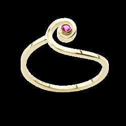 Obrázek z Zásnubní prsten OP004Z