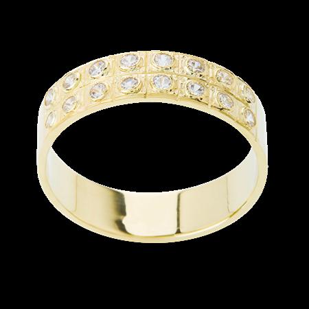 Obrázek z Zásnubní prsten OP002Z