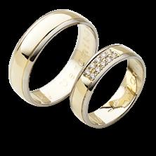 Obrázek Snubní prsteny 140K1