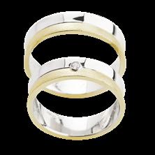 Obrázek Snubní prsteny 020K2
