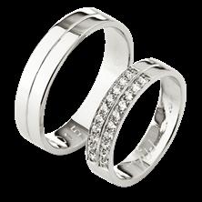 Obrázek Snubní prsteny 135B