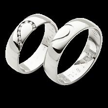 Obrázek Snubní prsteny 138B
