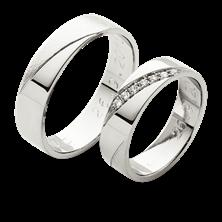 Obrázek Snubní prsteny 142B